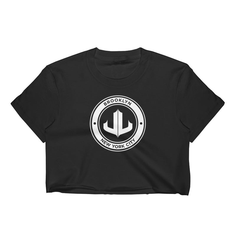 JL Logo — Women's Crop Top