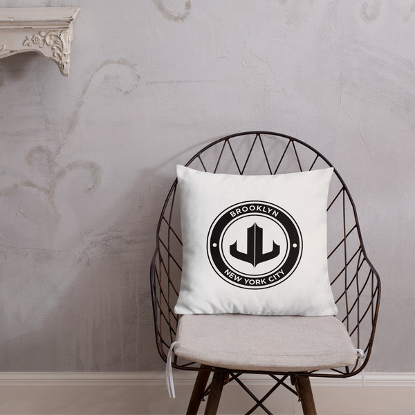 JL — Premium White Pillow