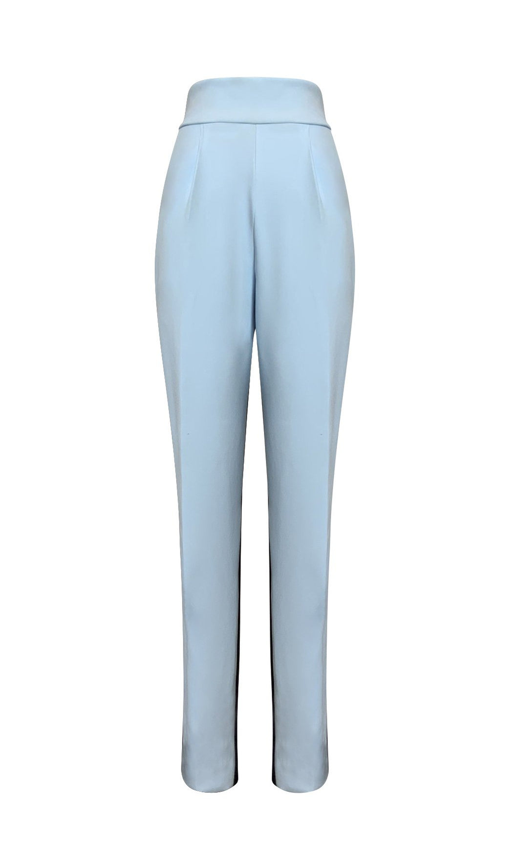Brie Color Block Relaxed Trousers