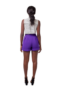 Lizette Wide Leg Shorts
