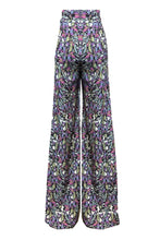 Load image into Gallery viewer, Flyy Floral Wide Leg Trousers