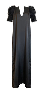 Nora Deep V Gown