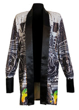 "Load image into Gallery viewer, Laine Sequins ""Brooklyn"" Oversized Jacket"