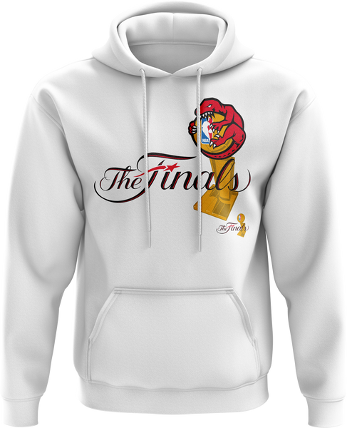 Mitchell & Ness 'Raptor Hug The Trophy' Hoody