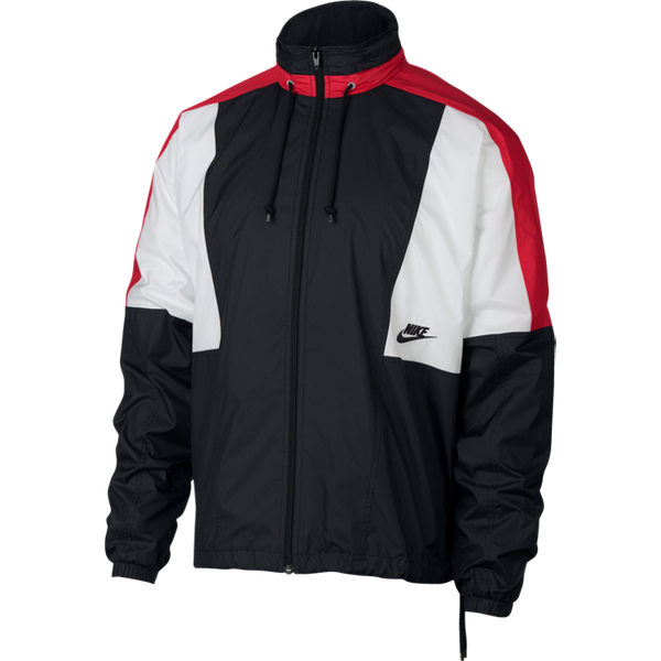473d24641bbb Nike Sportswear Jacket  Black University ...