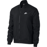 Nike Sportswear Woven Jacket 'Black/White'
