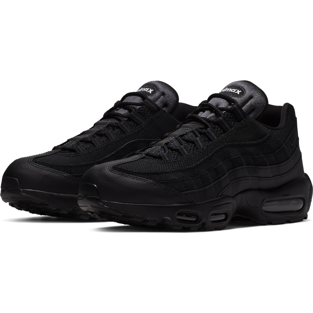 big sale aff50 d6ead Nike Air Max 95 Essential 'Black/White' – Courtside Sneakers