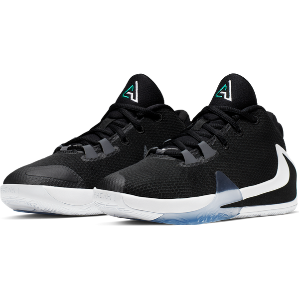 Nike Zoom Freak 1 'Black/White' GS