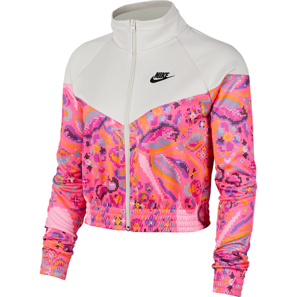 Nike Women's Printed Jacket 'Phantom'