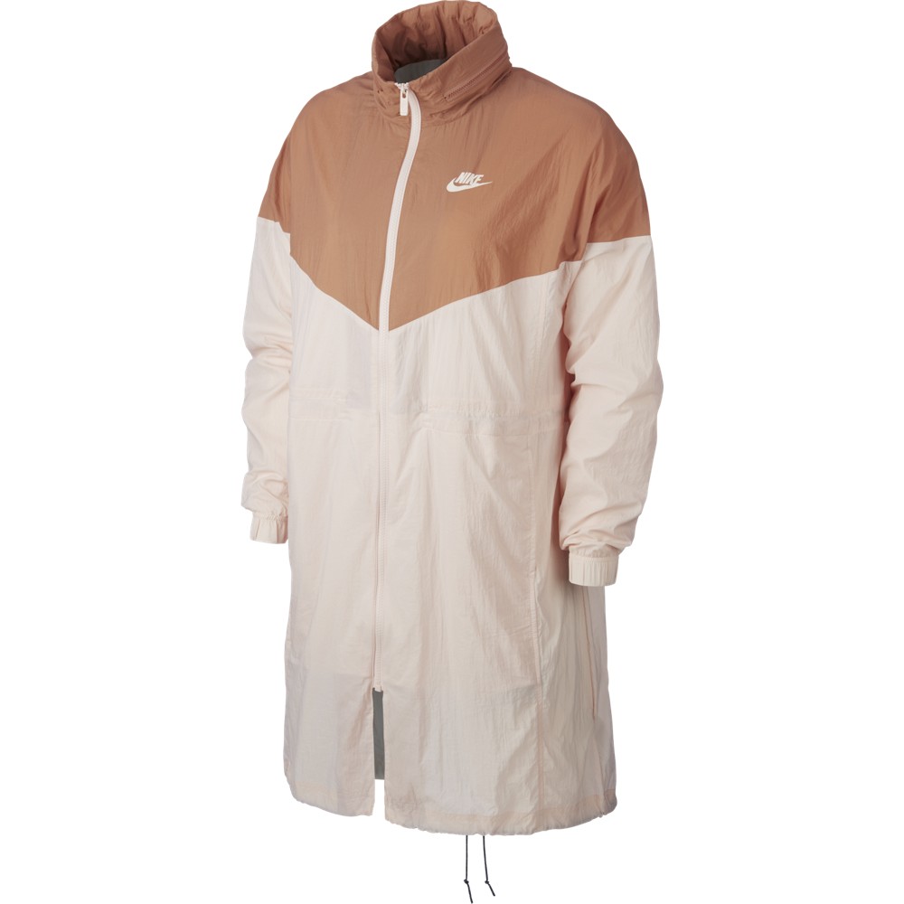 Nike Women's Trench Windrunner 'Echo Pink'