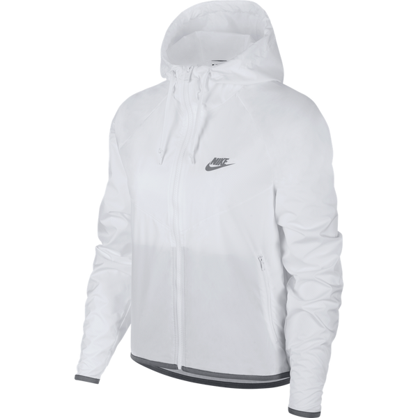Nike Women's Windrunner 'White/Grey'