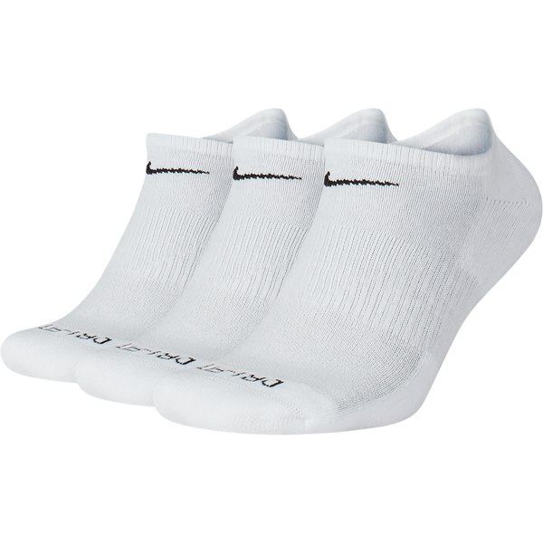 Nike Everyday Cushion Socks 3-Pack 'White'