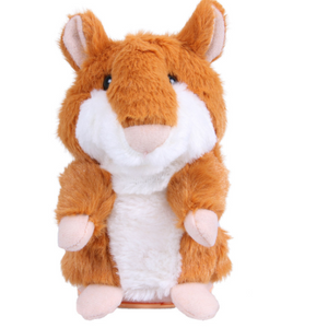Little Talking Hamster Plush Toy - Trending products for less
