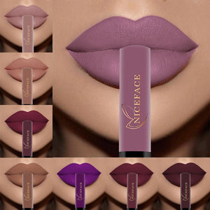 Lip Gloss 26 Colors Nude Matte Liquid Lipstick - Trending products for less