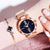 Minimalism Starry Magnet Buckle Wristwatch - Trending products for less