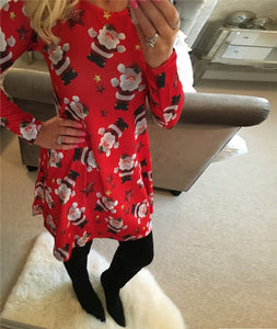 Women Casual Long Sleeve Dresses - Trending products for less