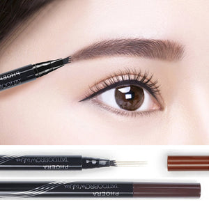 Matte Eyebrow Brush Pencil - Trending products for less