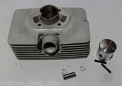 Zündapp Zylinder GTS CS Hai 50 Moped Motor 50 ccm Supertherm 2,9 PS 278-02.719