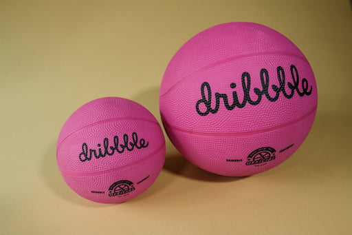 Dribbble basketball