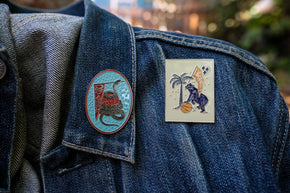 Laxalt Show & Tell Pin Set