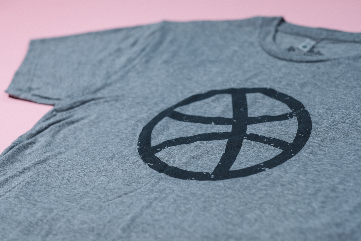 Weathered ball tee