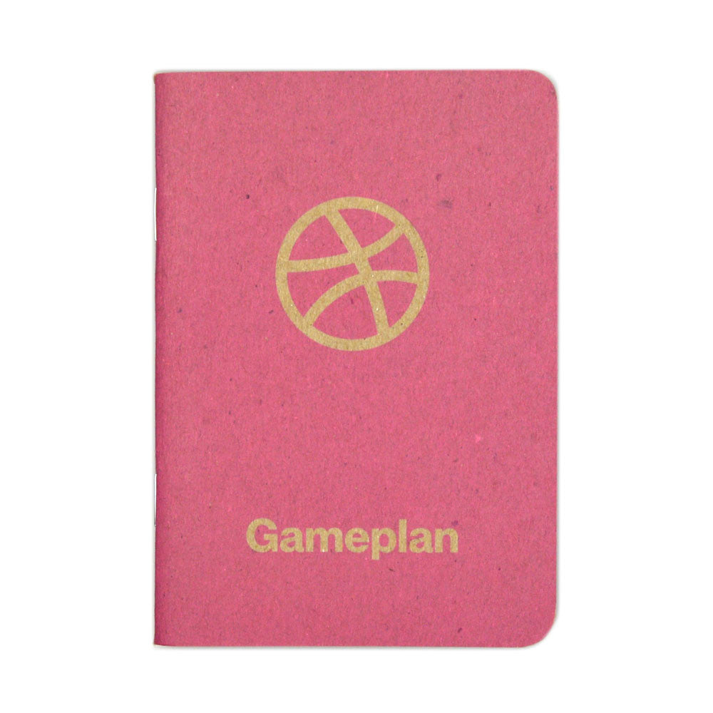 Gameplan Notebook