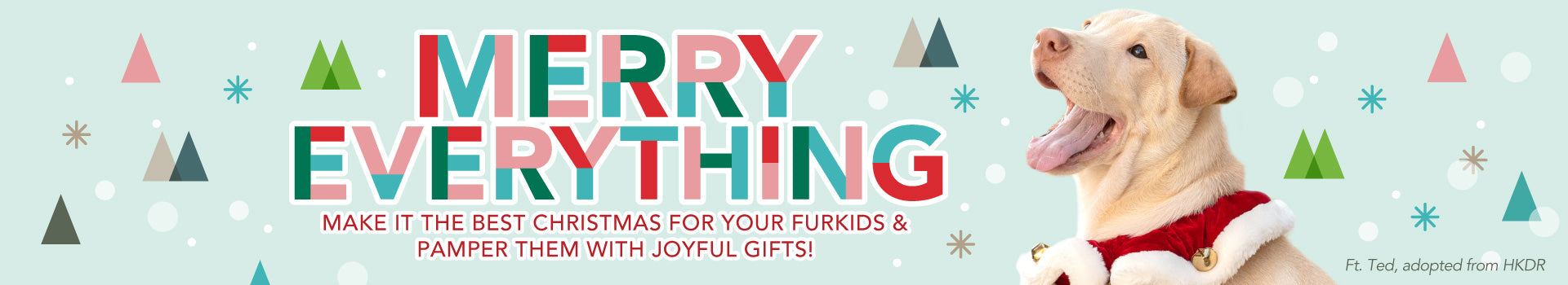 Merry Everything Collection (Dog)
