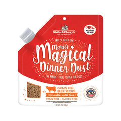 STELLA & CHEWY'S MAGICAL GRASS-FED BEEF DINNER DUST, 7OZ