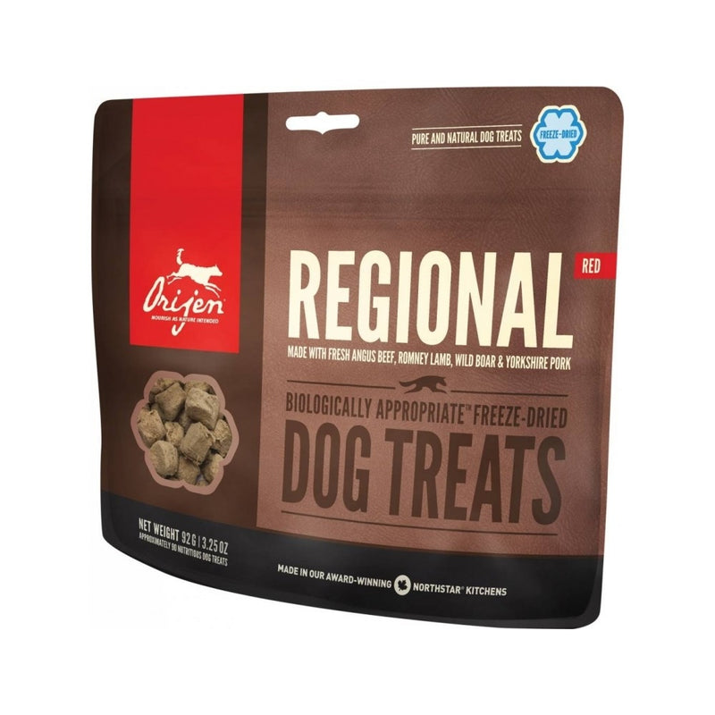Regional Red Freeze Dried Dog Treats, 1.5oz