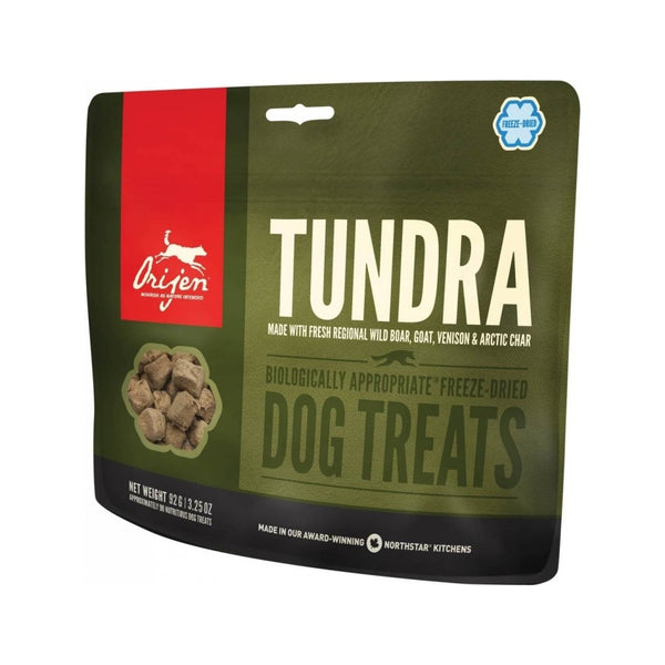 Tundra Freeze Dried Dog Treats, 1.5oz