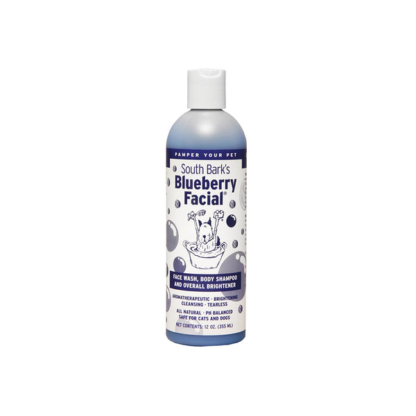 Blueberry Facial Shampoo, 12oz