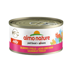 Jelly - Salmon & Chicken, 70g
