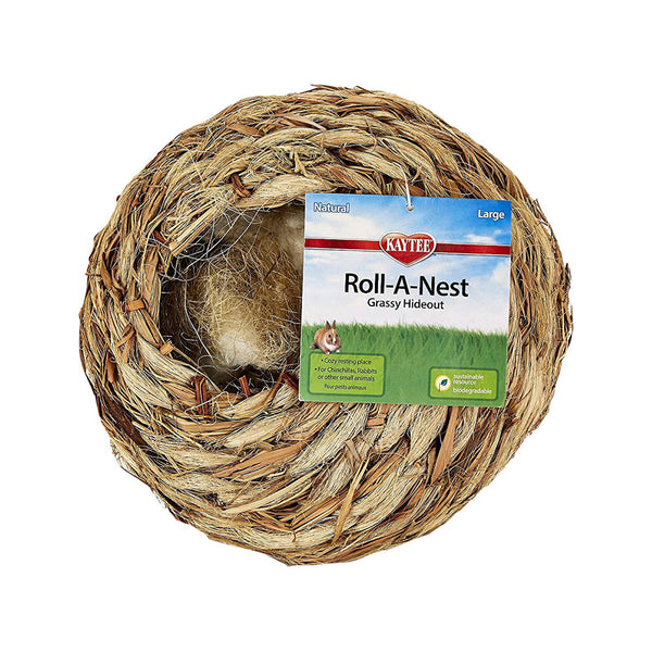Grassy Roll-A-Nest Large