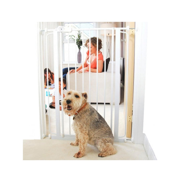 Child & Pet Gate Size : 75-83cm(W) x 104cm(H)