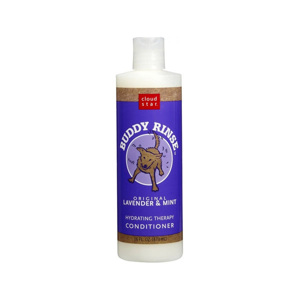 Buddy Rinse Dog Conditioner - Lavender & Mint, 16oz