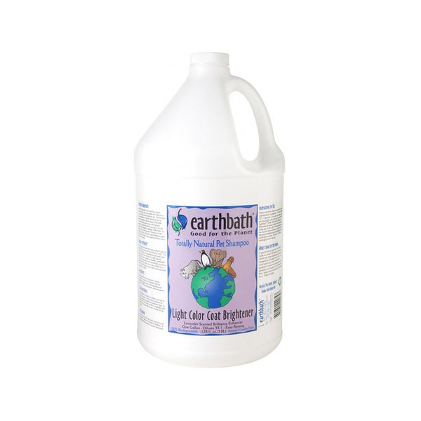 Light Color Coat Brightener Shampoo Weight : 1 Gallon