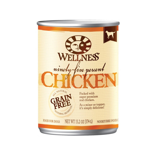 95% Chicken Recipe, Grain-Free for Dogs (13.2oz)