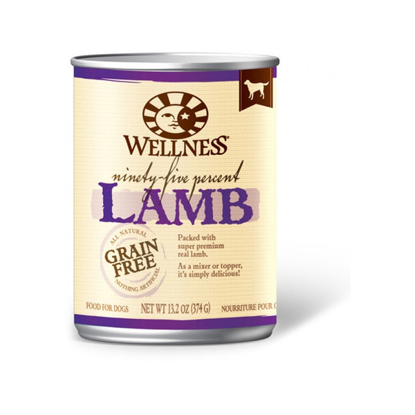 95% Lamb Recipe, Grain-Free for Dogs, 13.2oz