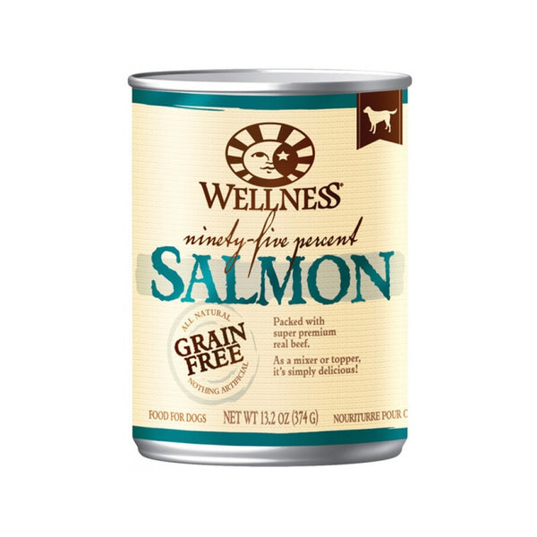 95% Salmon Recipe, Grain-Free for Dogs, 13.2oz