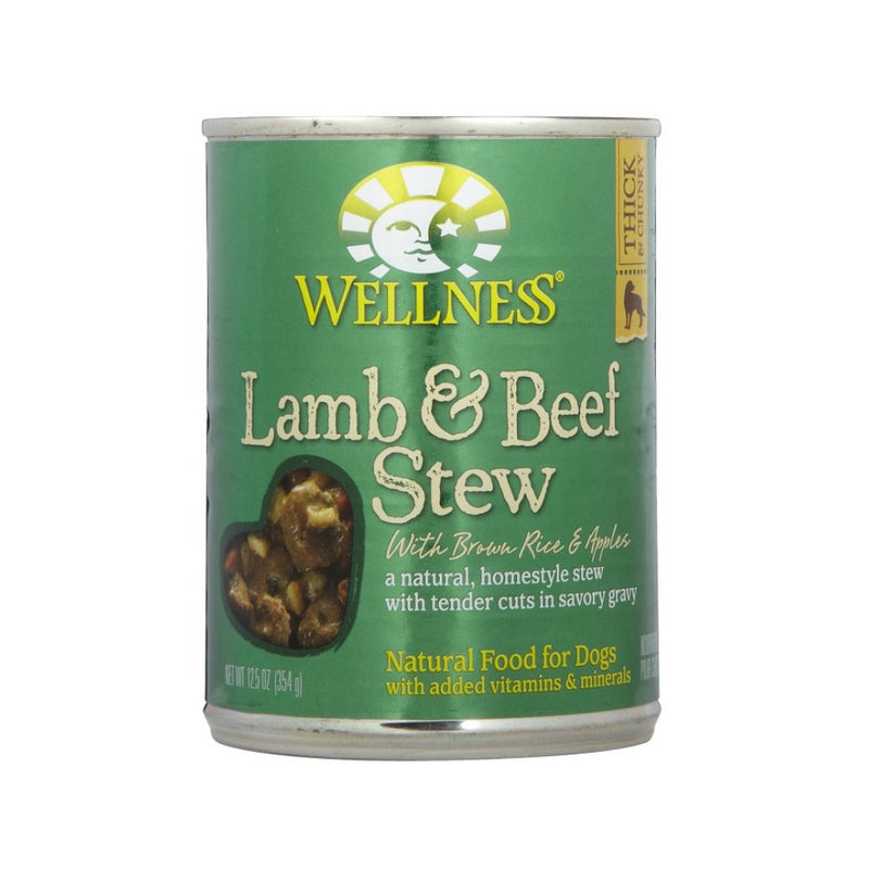 Lamb & Beef Stew with Brown Rice & Apples, 12.5oz