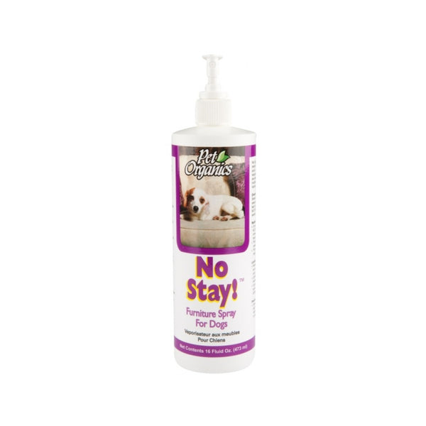 Canine Pet Organics No Stay Dog!, 16oz