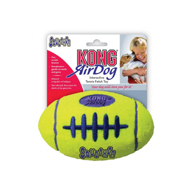 Air Dog Football, Small