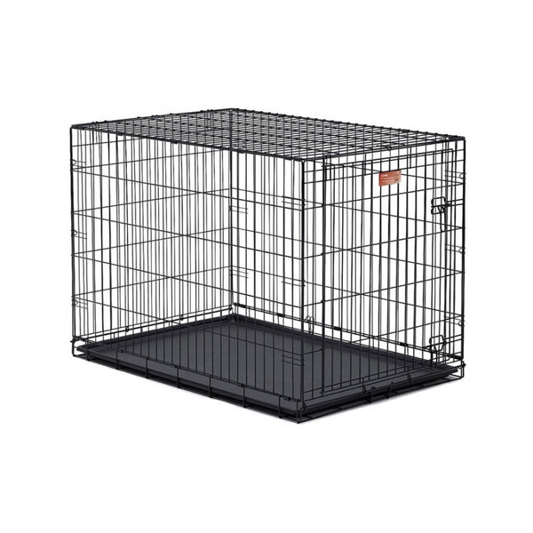 iCrate Folding Dog Crate, Toy Model 1518