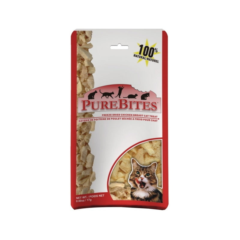 Freeze-Dried Cat Treats - Chicken Breast, 0.6 oz