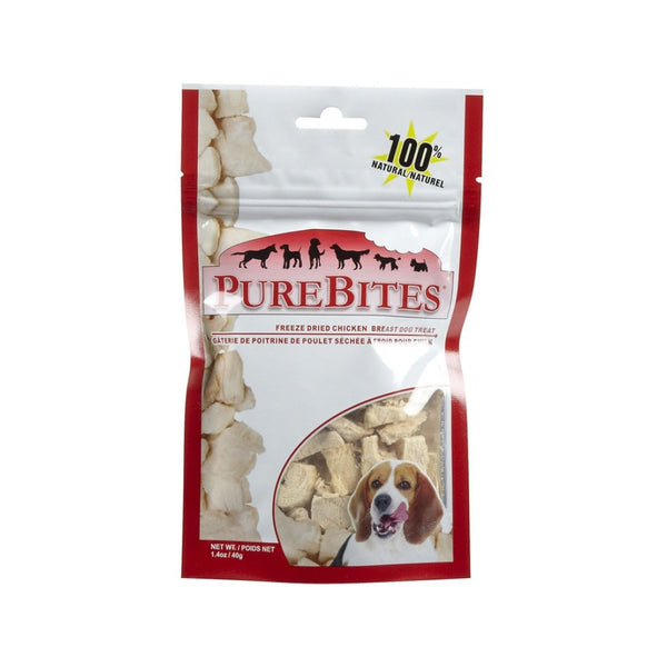 Freeze-Dried Treats - Chicken Breast Weight : 6.2oz