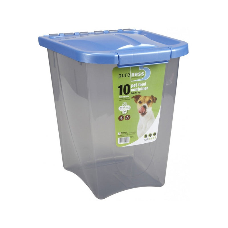 Pet Food Container Capacity, 25lb
