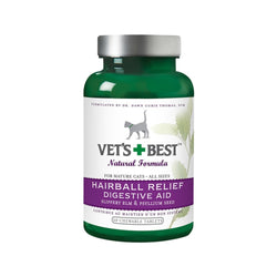 Hairball Relief Digestive Aid Tablet, 60 tablet