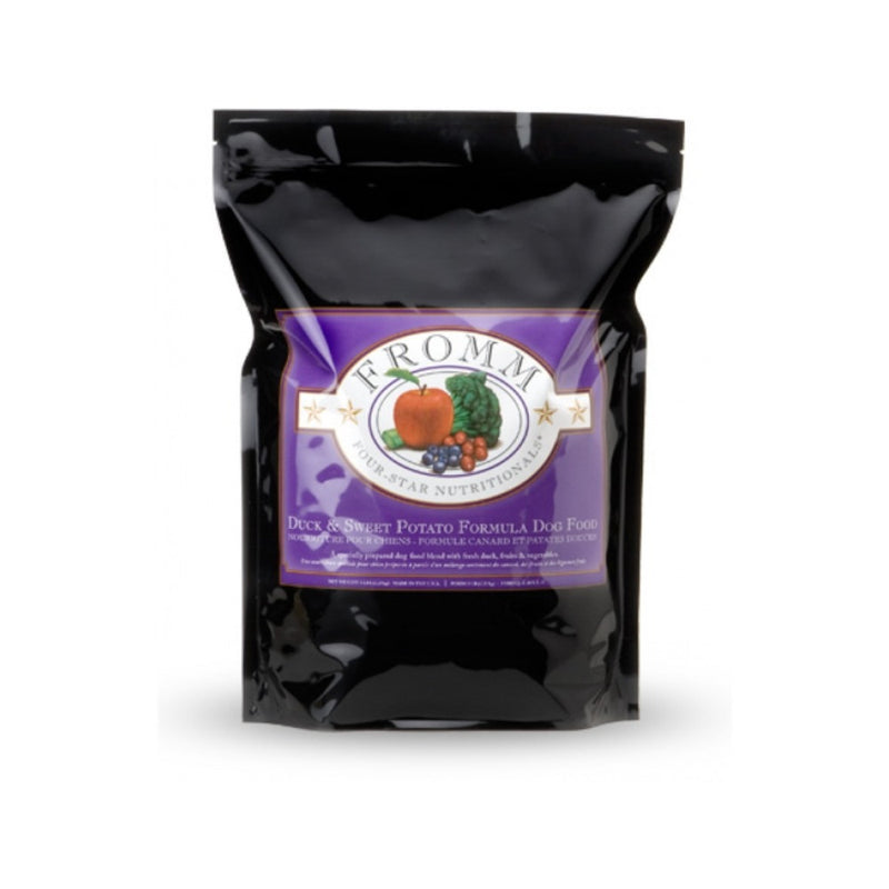 Duck & Sweet Potato for Dogs, 5lb