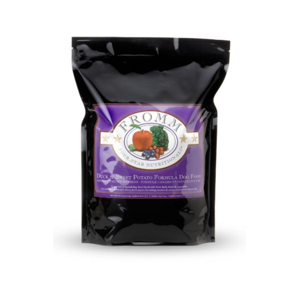Duck & Sweet Potato for Dog, 30lb