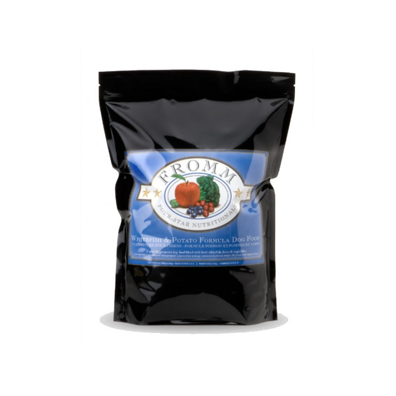 Whitefish & Potato for Dogs, 30lb
